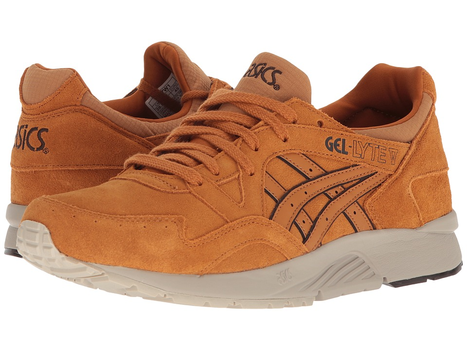 ASICS Tiger - Gel-Lyte(r) V (Honey Ginger/Honey Ginger) Mens Shoes