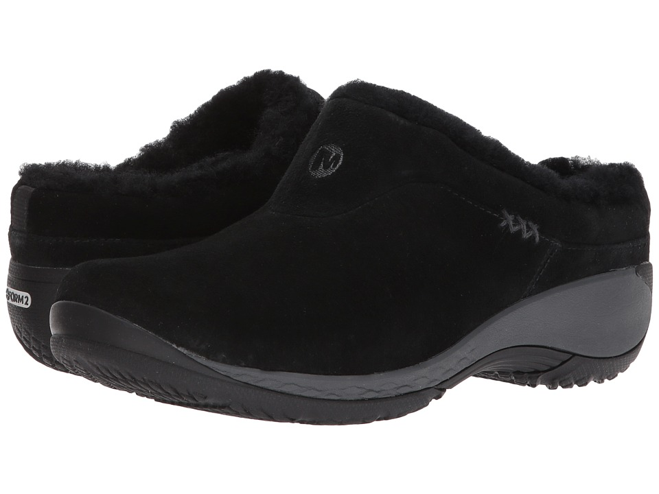 Merrell Encore Q2 Ice (Black) Clogs