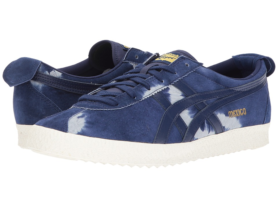 Onitsuka Tiger by Asics Mexico Delegation (Indigo Blue/Indigo Blue) Shoes
