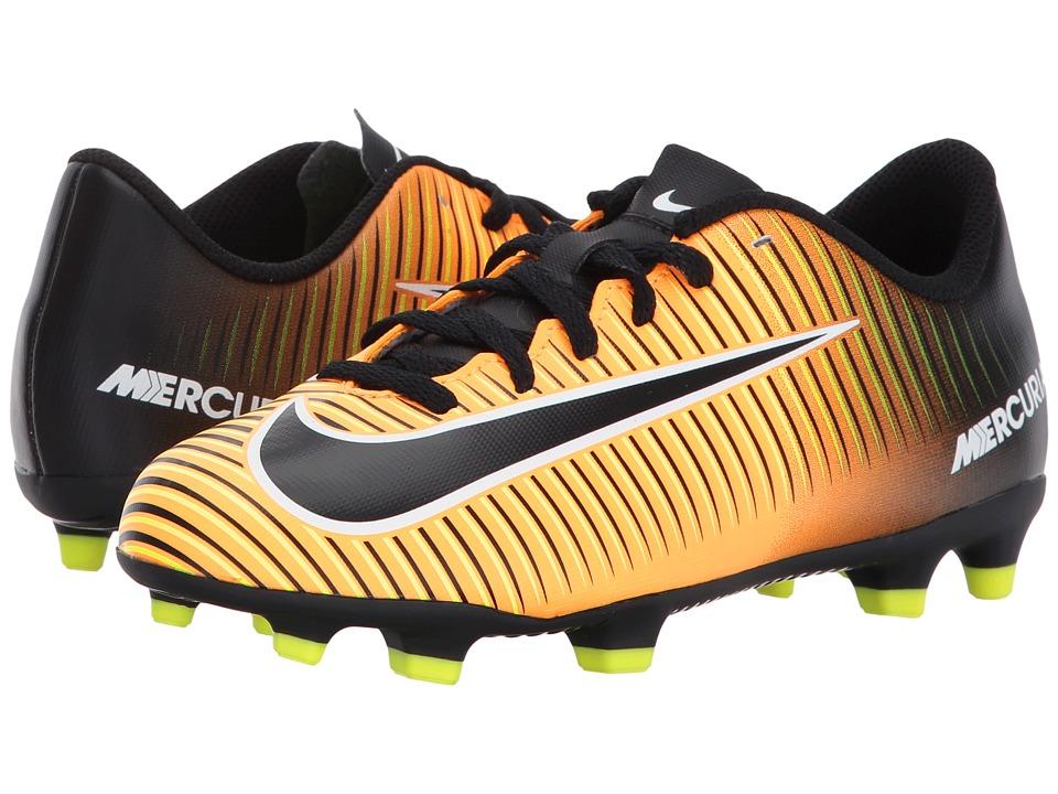 Nike Kids - Jr Mercurial Vortex III FG Soccer (Little Kid...