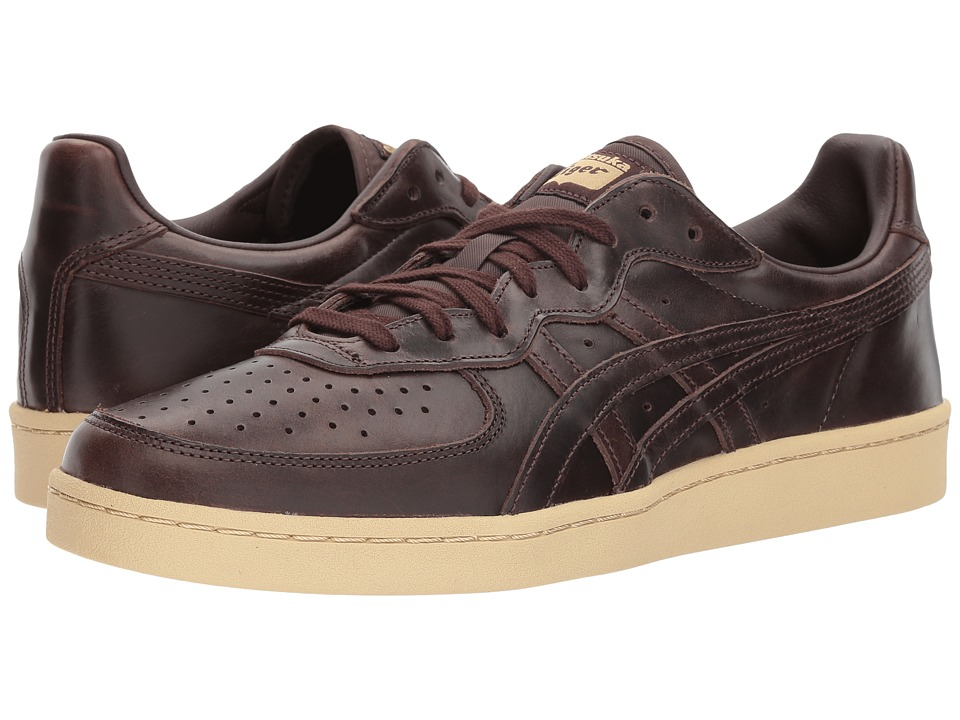 Onitsuka Tiger by Asics GSM (Coffee/Coffee) Shoes