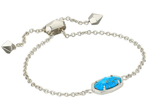 Kendra Scott Elaina Bracelet - Gold/Bronze Veined Turquoise Magnesite
