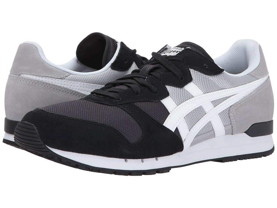 Onitsuka Tiger by Asics Alvarado (Mid Grey/White) Athletic Shoes