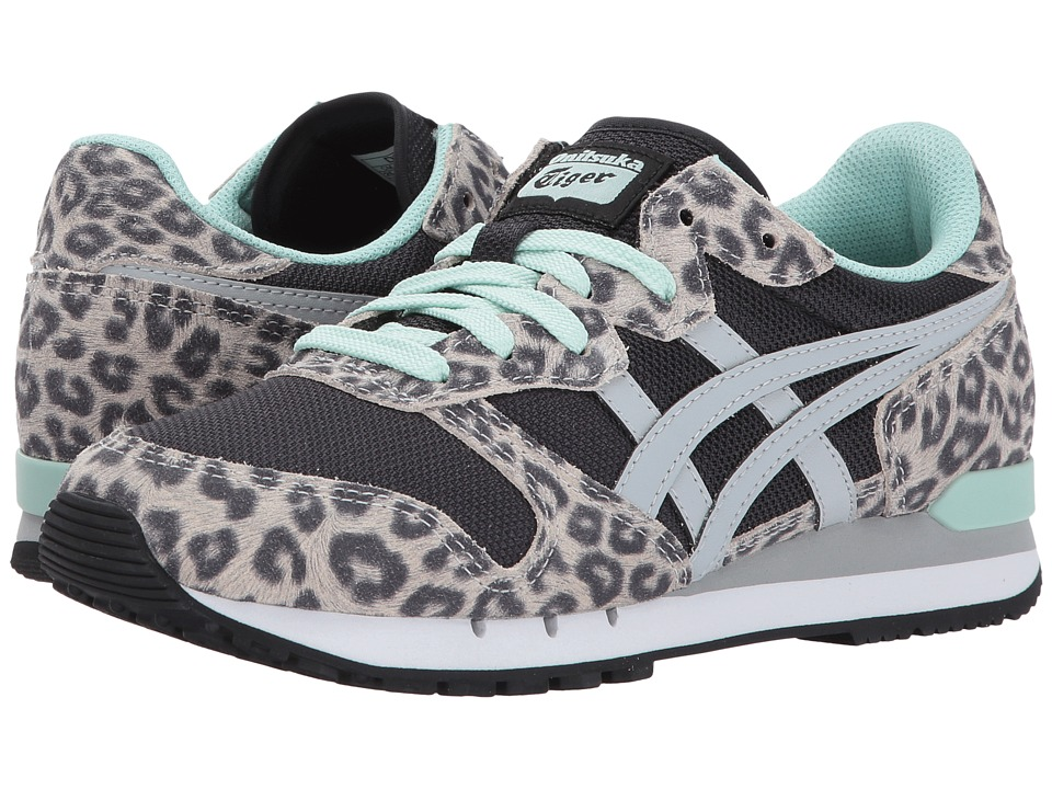 Onitsuka Tiger by Asics Alvarado (Black/Glacier Grey) Women