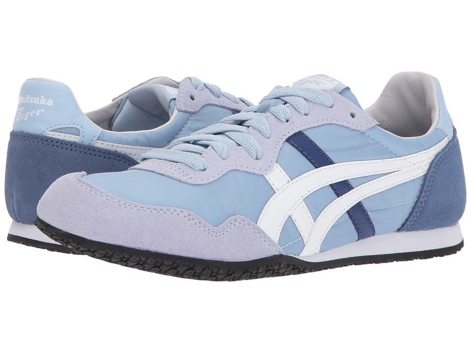 Onitsuka Tiger by Asics Serrano (Skyway/White) Women