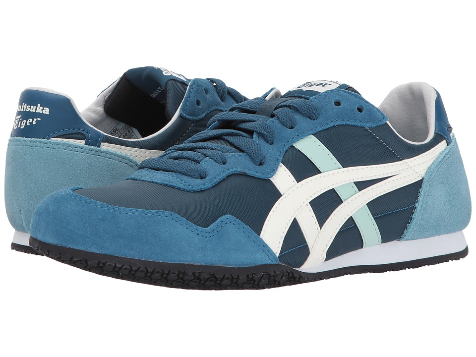 Onitsuka Tiger by Asics Serrano (Ink Blue/Cream) Women