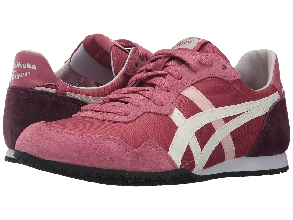 Onitsuka Tiger by Asics Serrano (Mauve Wood/Cream) Women