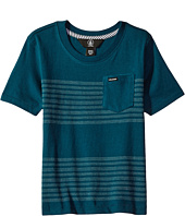 Volcom Kids - Banded Crew Short Sleeve (Toddler/Little Kids)