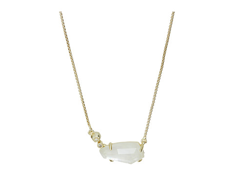 Kendra Scott Barbara Necklace - Gold/Ivory Mother-of-Pearl