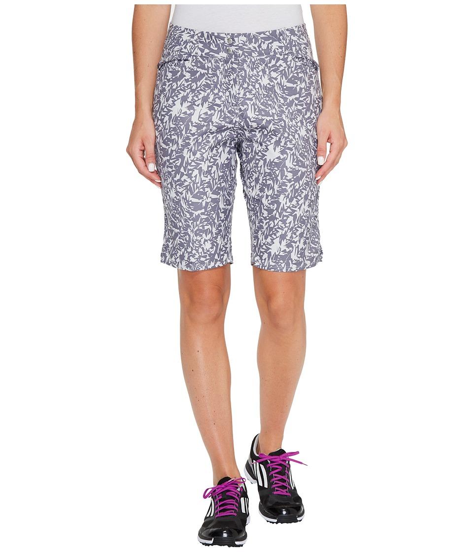 adidas Golf - Essentials Printed Bermuda Shorts