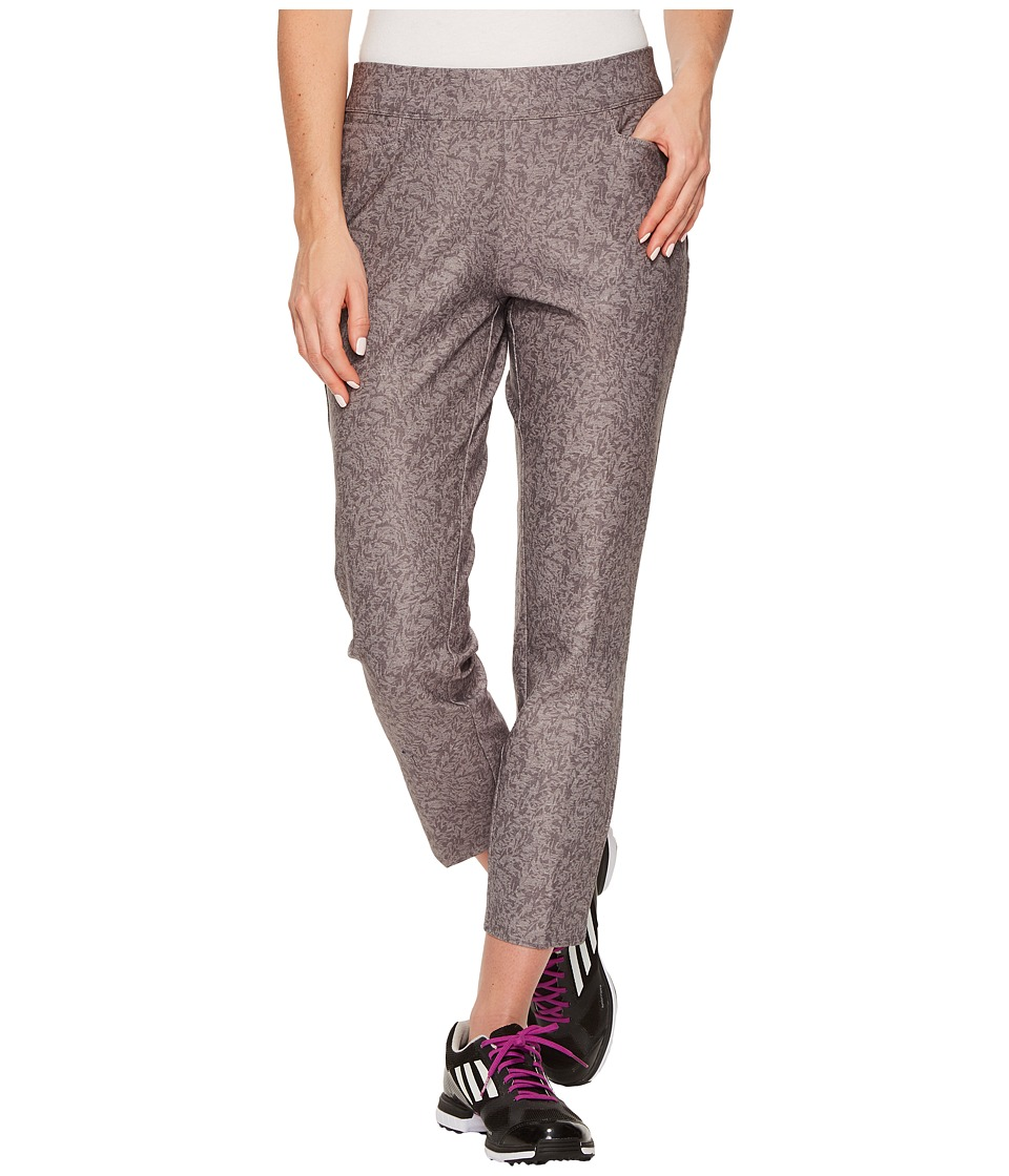 adidas Golf - Ultimate Adistar Leaf Print Pull-On Pants