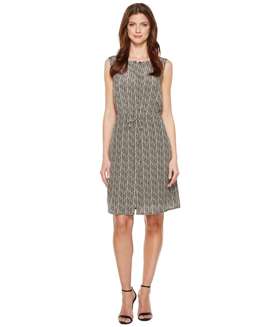 Pendleton Madrona Herringbone Dress (Herringbone Print) Women