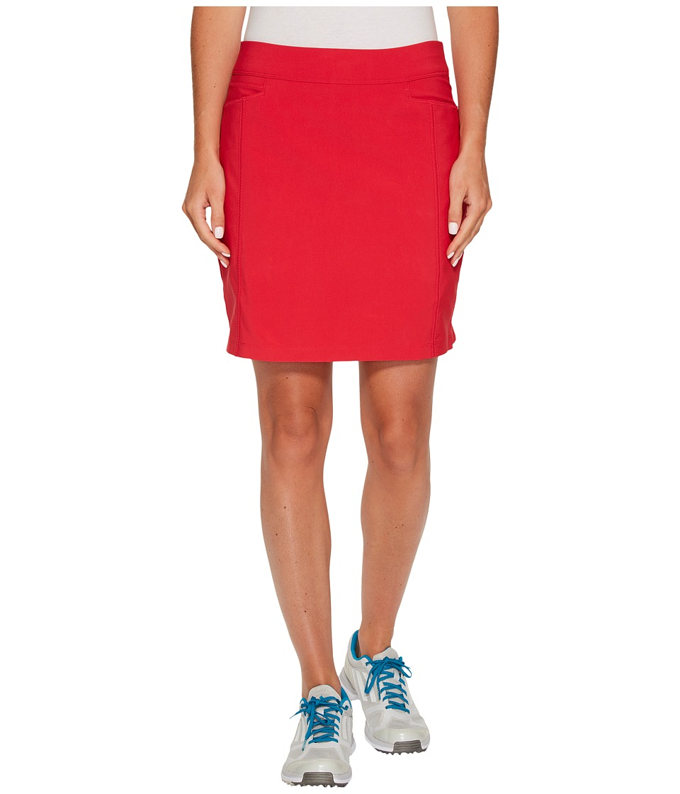 adidas Golf Ultimate Adistar Skort (Energy Pink) Women