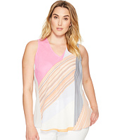 NIC+ZOE - Plus Size All Angles Tank Top