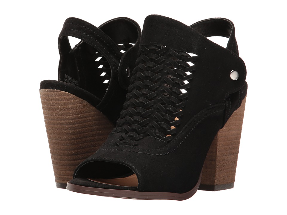 Not Rated One More Time (Black) High Heels