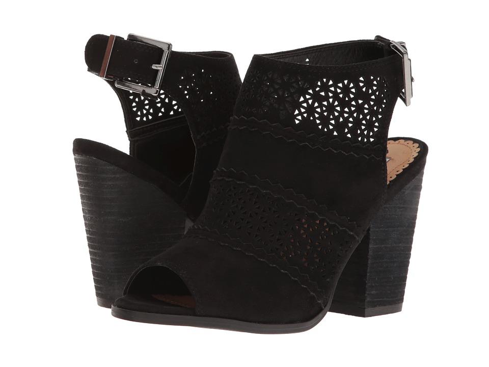Not Rated Girl B Flossin (Black) High Heels
