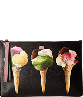 Dolce & Gabbana - Leather Gelato Pouch