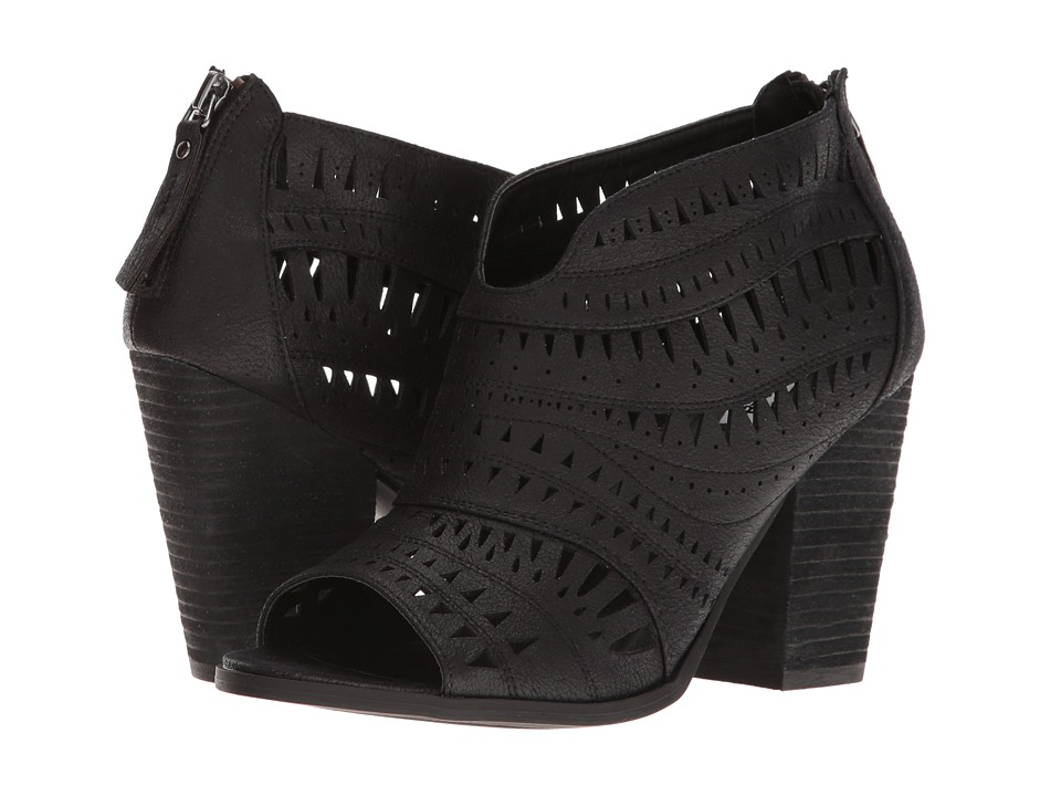 Not Rated Groove Thang (Black) High Heels