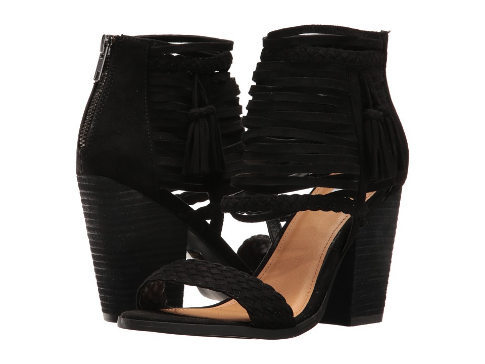 Not Rated Rosella (Black) High Heels