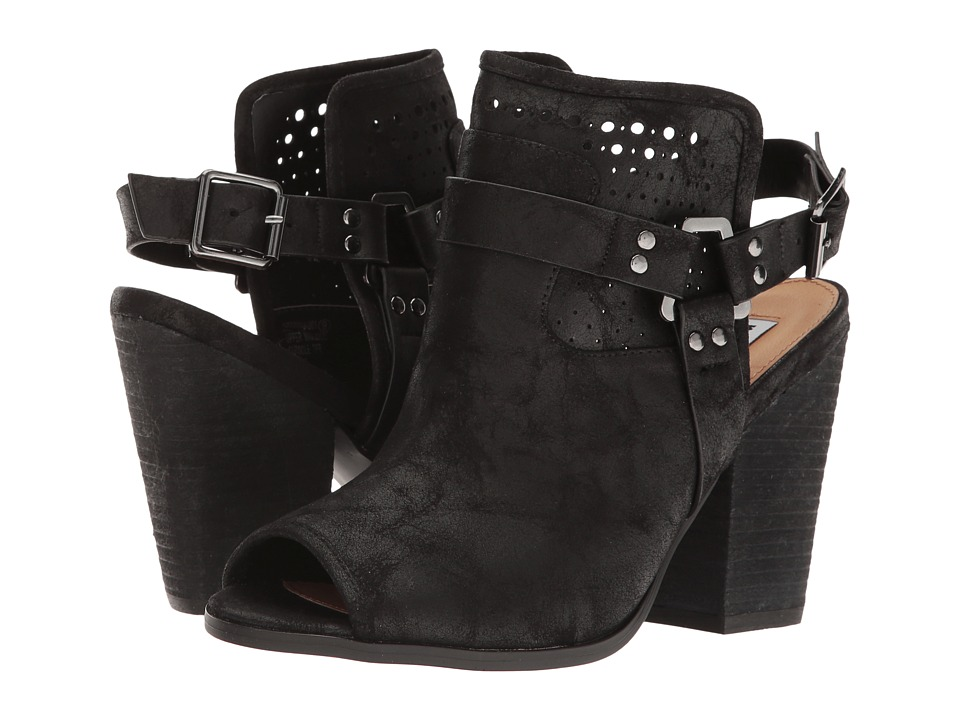 Not Rated Aubree (Black) High Heels
