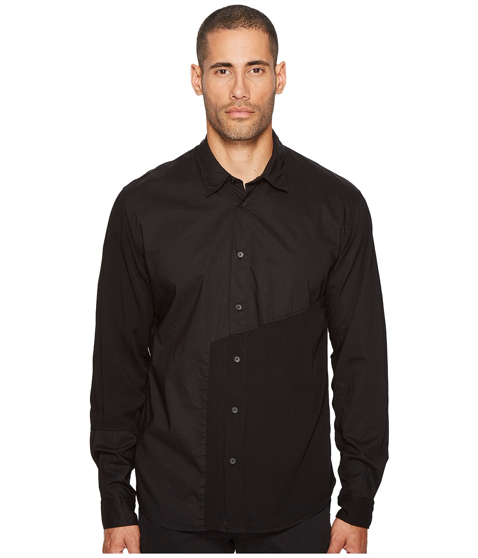 McQ - Geometric Button Down