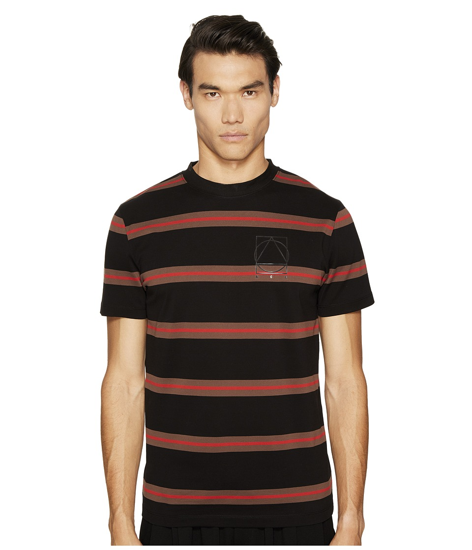 McQ McQ - Striped T-Shirt