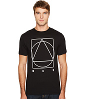 McQ - Triangle/Circle/Square T-Shirt