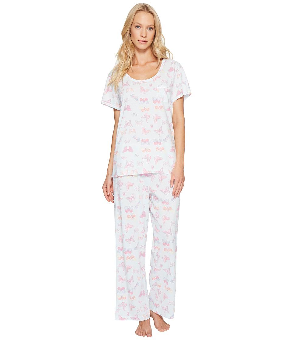 Carole Hochman - Key Item Capris Pajama