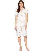 Carole Hochman - Knit Bermuda Pajama