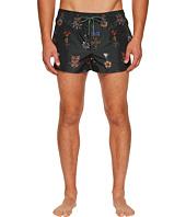 Dolce & Gabbana - Heraldic Sicily Short Boxer Swimsuit