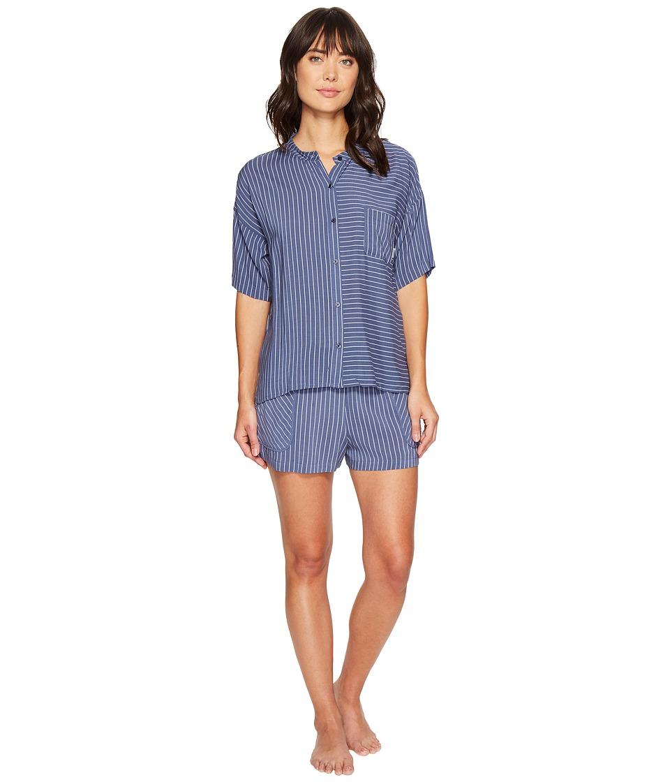 DKNY DKNY - Fashion 3/4 Sleeve Top and Boxer Set