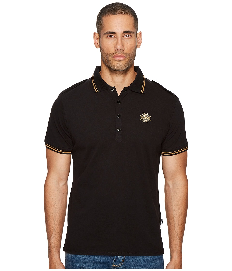 Just Cavalli - Epaulet Polo