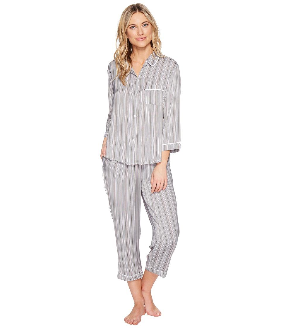 DKNY - Fashion Capris PJ Set 3/4