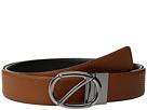 Z Zegna Free Size Calfskin Belt BCUIM8