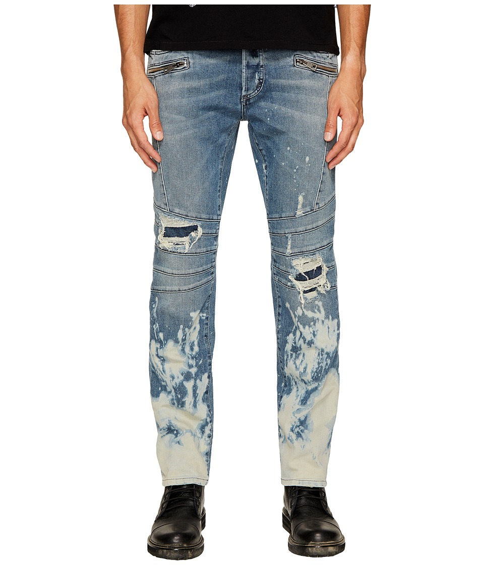 Just Cavalli - Moto Jeans in Blue
