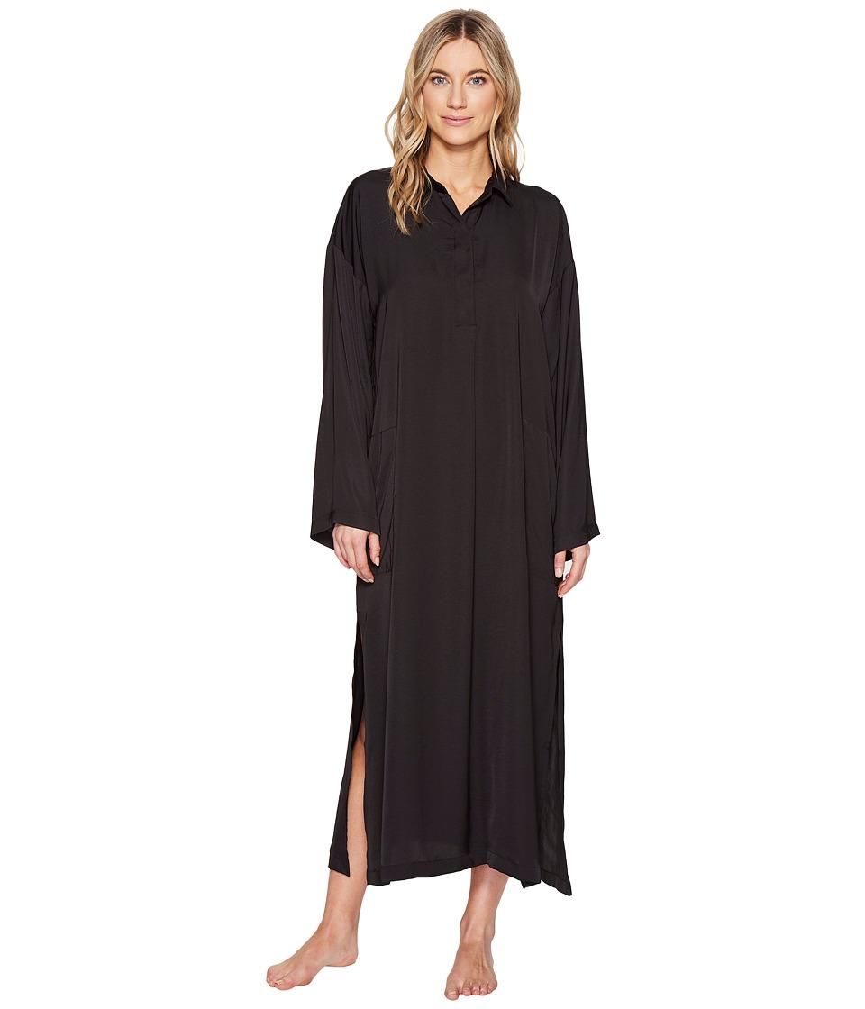 DKNY DKNY - Fashion Long Sleeve Maxi Sleepshirt