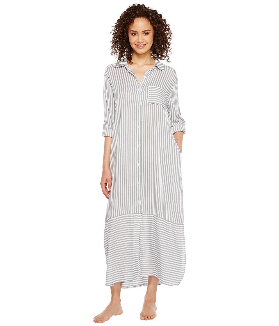 DKNY DKNY - Fashion Long Sleeve Sleep Maxi