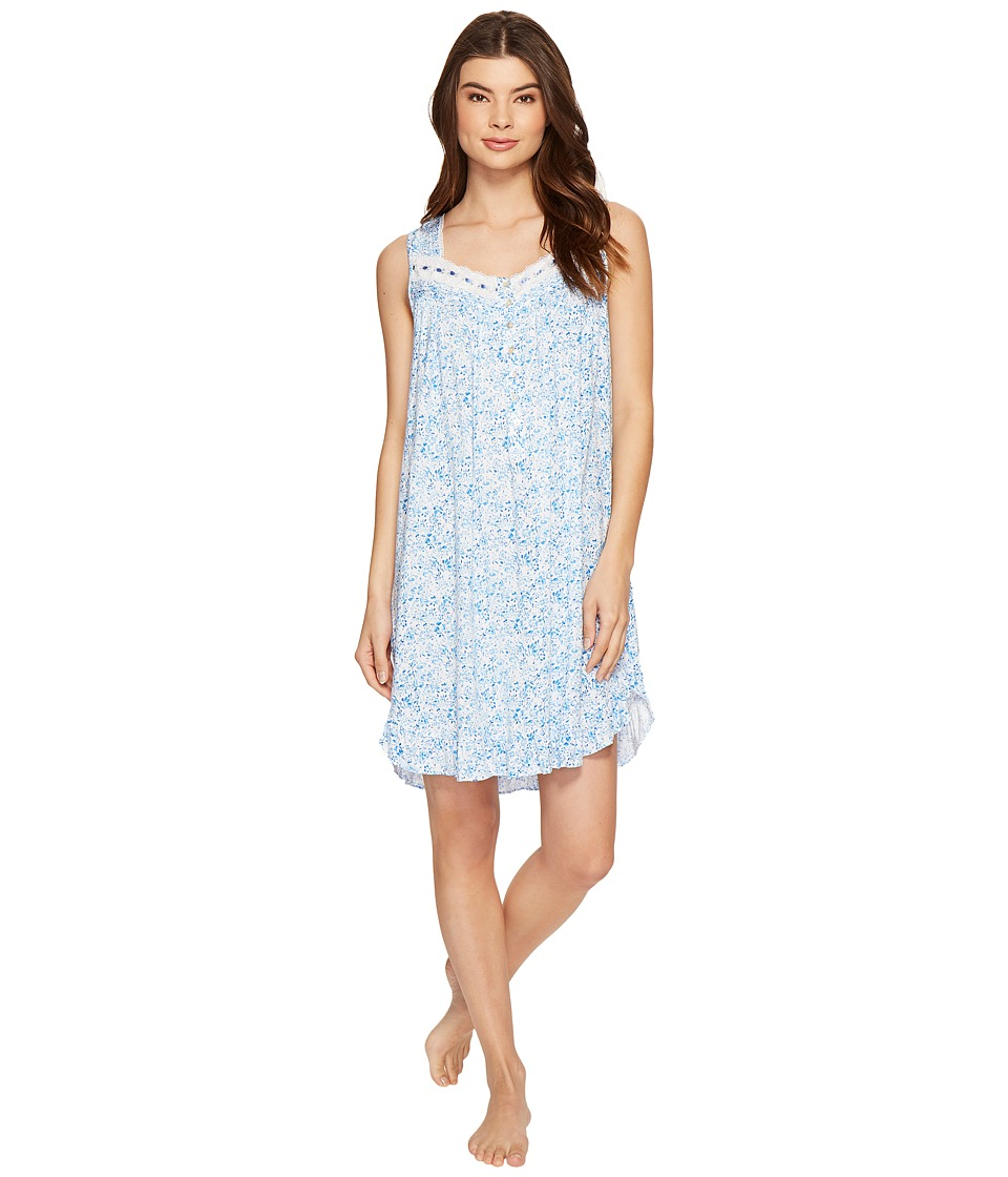 Eileen West - Modal Spandex Short Nightgown