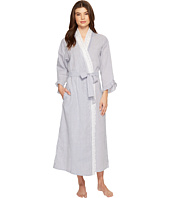 Eileen West - Seersucker Ballet Wrap Robe