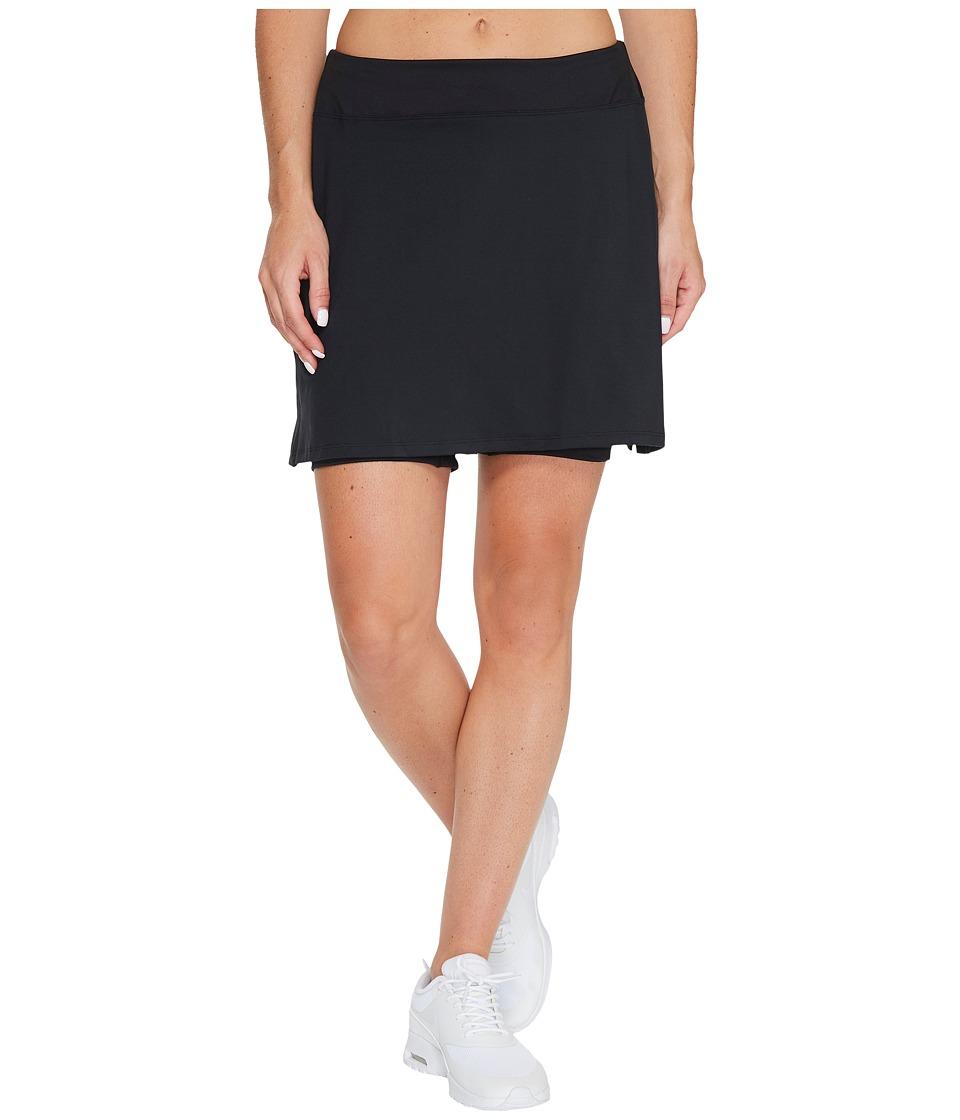 Skirt Sports Cruiser Bike Girl Skirt (Black) Women's Skirt