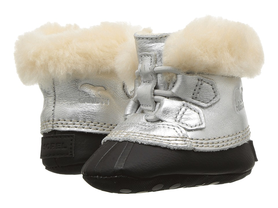 SOREL Kids Caribootie (Infant) (Lux/Natural) Girl's Shoes