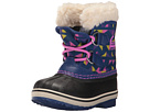 SOREL Kids Yoot Pac Nylon Print (Toddler/Little Kid)