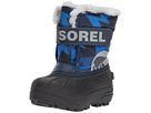 SOREL Kids Snow Commander Print (Toddler/Little Kid)