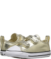 Converse Kids - Chuck Taylor All Star Metallic Canvas Ox (Infant/Toddler)