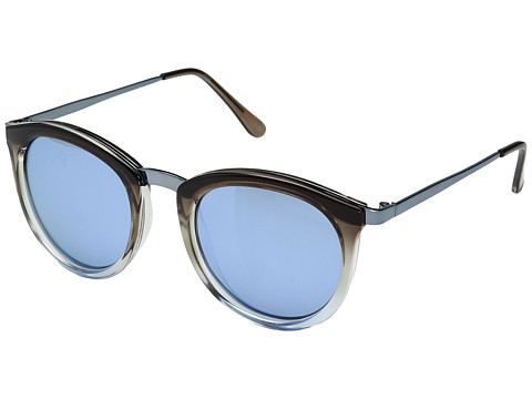 Le Specs No Smirking - Coast/Ice Blue/Ice Blue Revo Mirror