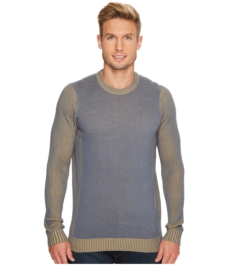 Ecoths Conroy Sweater (Vintage Indigo) Men