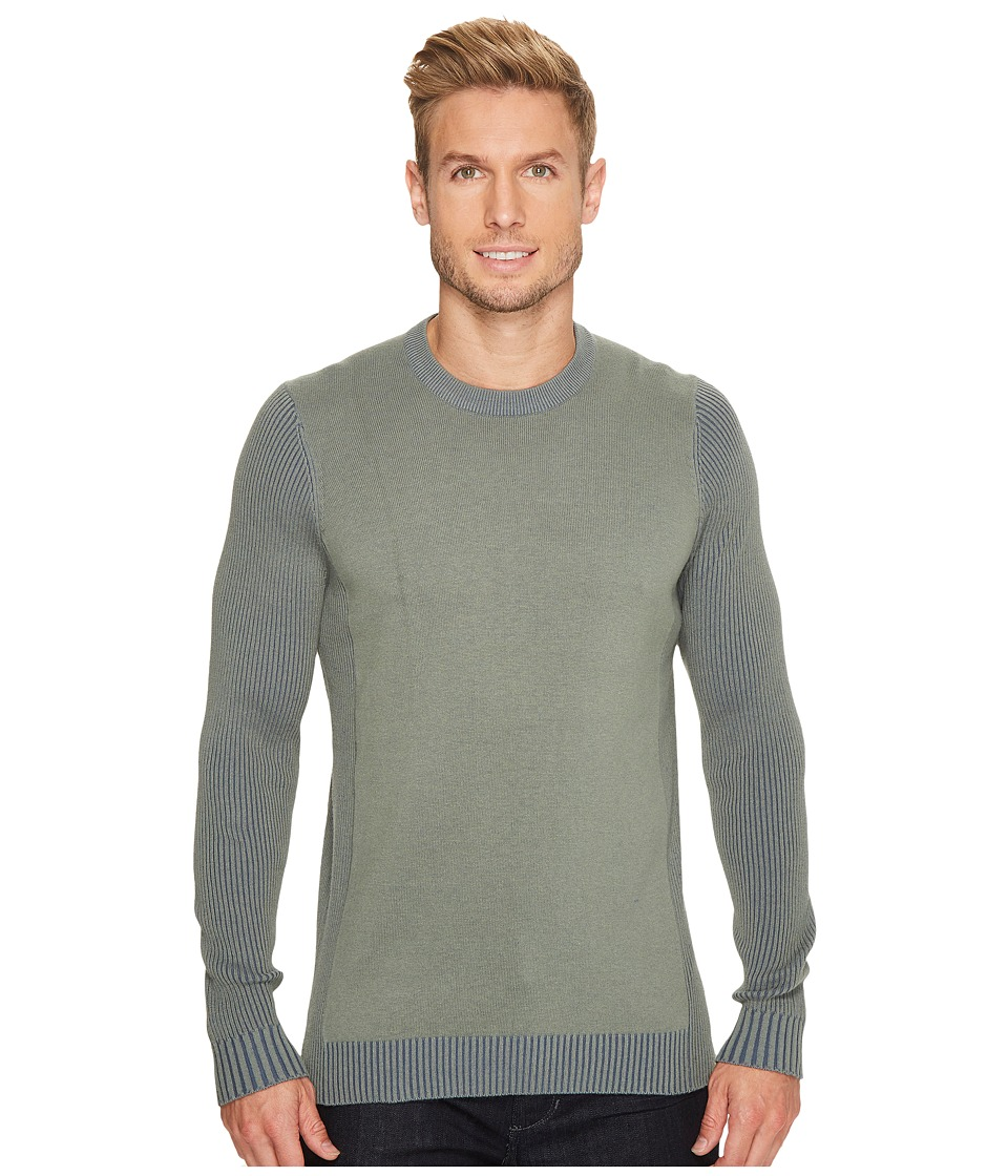 Ecoths Conroy Sweater (Agave Green) Men