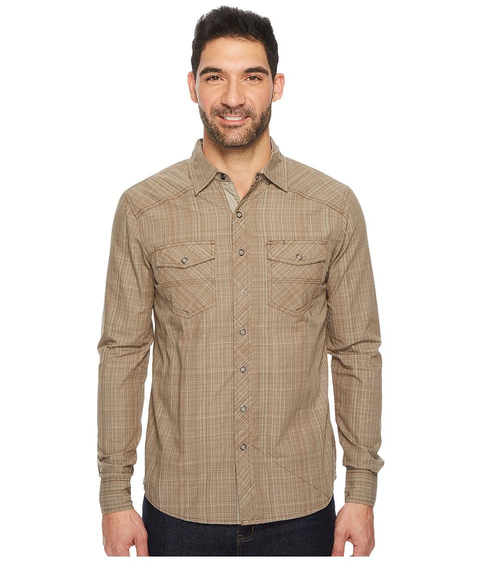 Ecoths - Rupert Long Sleeve Shirt