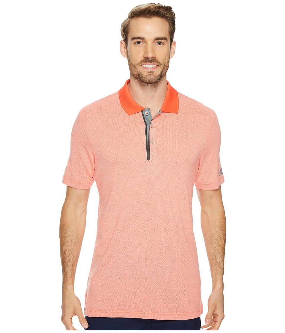 adidas Golf - Club Wool Blend Polo