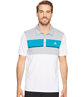 adidas Golf - climacool Engineered Block Polo